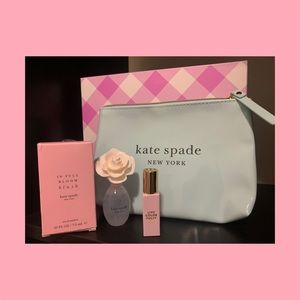 Kate spade 3 pc gift set new in box